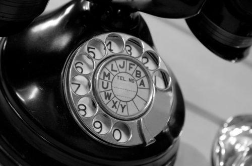 Article : Pas de téléphone arabe ce soir
