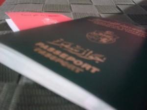 Passeport tunisien