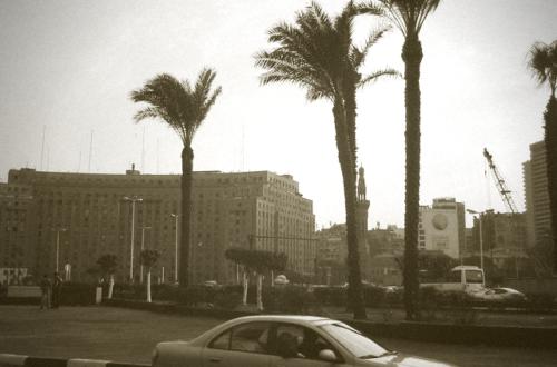 Article : Place Tahrir, la DéroBée