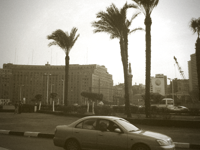 Tahrir, desafecté. © Limoune