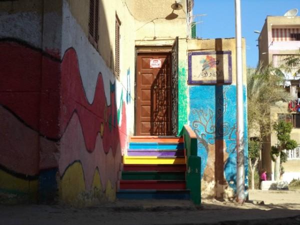 Locaux de l'association Alwan wa Awtar