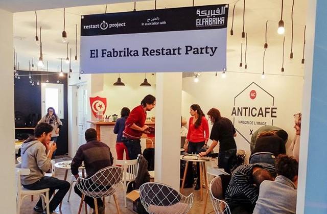 Restart party #13 ©Maison de l'image
